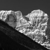 Rogers Pass (18)-Pano Bw