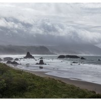 Port Orford View