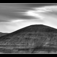 Hill-clouds-bw
