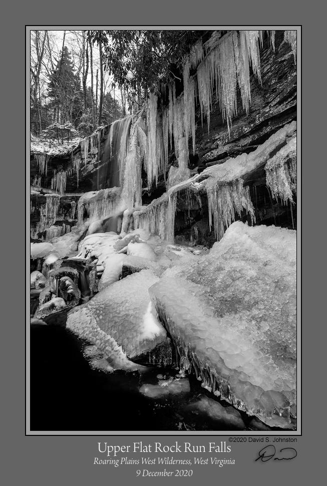 Flat Rock Run Icy Upper Falls 2.jpg | Focal World